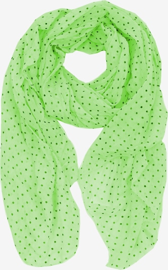 SAMAYA Schal 'Adbroke' in khaki / grasgrün, Produktansicht