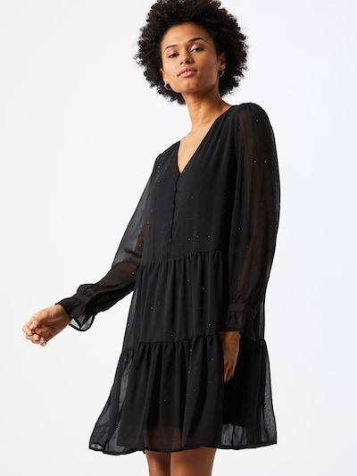ICHI Šaty - čierna, Model/-ka