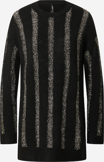 DeFacto Oversized sweater in Gold / Black, Item view