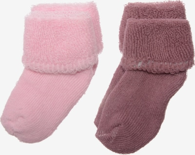 LILIPUT Socken in rosé / pastellpink, Produktansicht