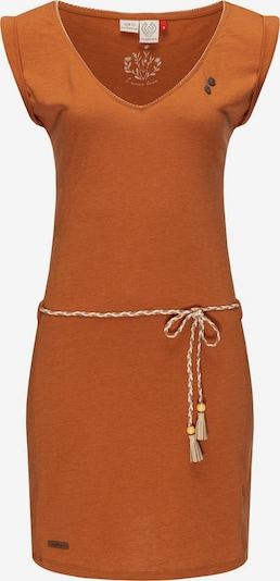 Ragwear Robe ' Slavka ' en orange, Vue avec produit