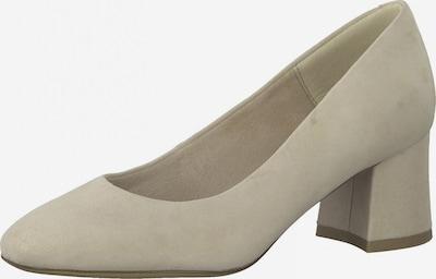 TAMARIS Escarpins en beige, Vue avec produit