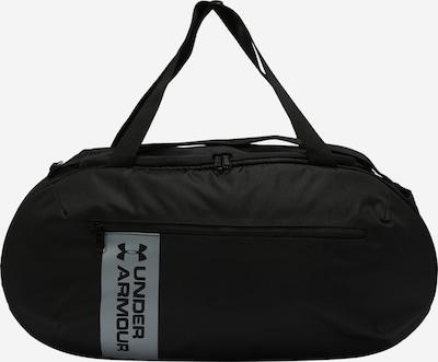 UNDER ARMOUR Sportovní taška 'Roland' - černá / stříbrná, Produkt