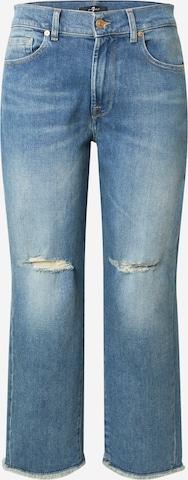 7 for all mankind Jeans i blå