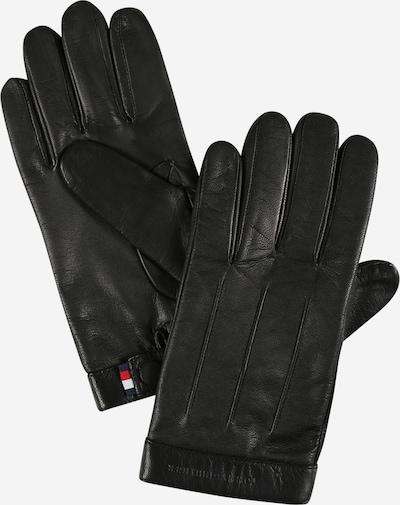 TOMMY HILFIGER Vingerhandschoenen in de kleur Zwart, Productweergave