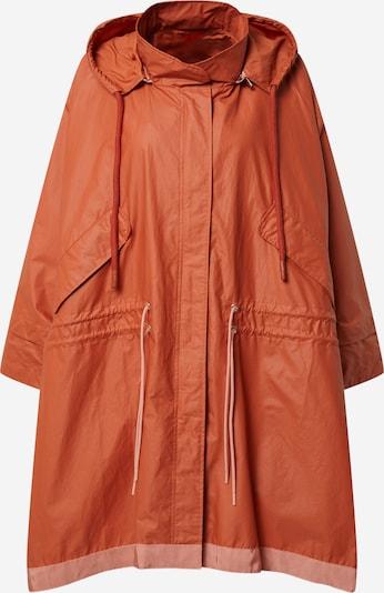 OOF WEAR Jacke in rostbraun, Produktansicht