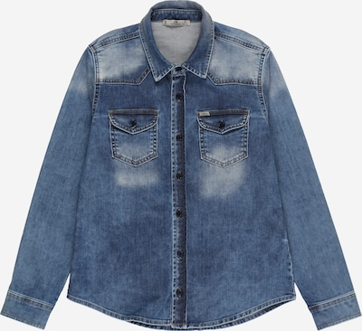 LTB Jacke 'Rohan' in blue denim, Produktansicht