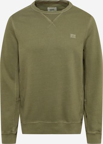 CAMEL ACTIVE Sweatshirt in Grün