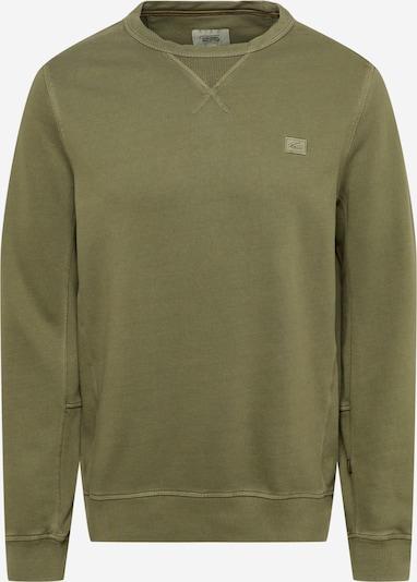 CAMEL ACTIVE Sweatshirt in khaki, Produktansicht