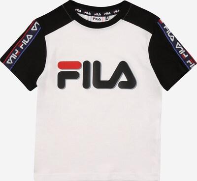 Tricou 'LUIGI' FILA pe albastru / roșu / negru / alb, Vizualizare produs