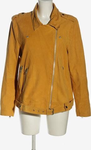 Junarose Jacket & Coat in XXL in Orange