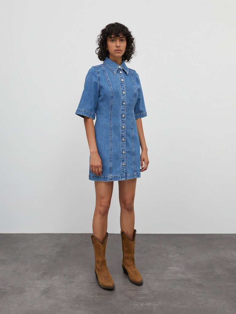 Robe-chemise 'Nica'