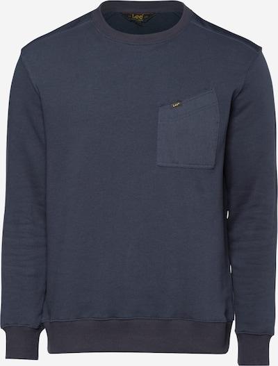 Lee Sweatshirt in dunkelblau, Produktansicht