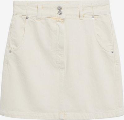MANGO Skirt 'MARION' in Pastel yellow, Item view