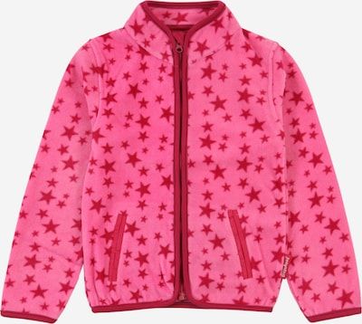 PLAYSHOES Chaqueta polar en rosa / rosa oscuro, Vista del producto