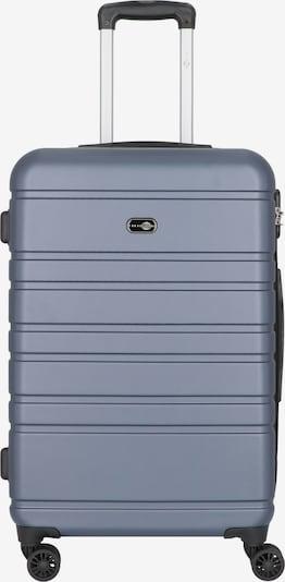 Travel Pal Trolley in blau, Produktansicht