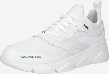 Karl Lagerfeld Sneaker low 'VERGER' i hvit