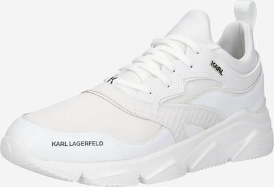 Karl Lagerfeld Sneaker 'VERGER' in weiß / wollweiß, Produktansicht