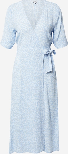 mbym Jurk 'Shubie' in de kleur Smoky blue / Wit, Productweergave