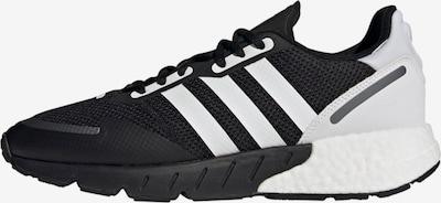 Sneaker low 'ZX 1K Boost' ADIDAS ORIGINALS pe negru / alb, Vizualizare produs