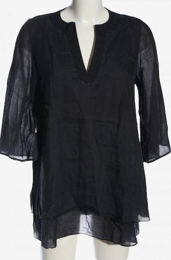 European Culture Schlupf-Bluse in S in schwarz, Produktansicht