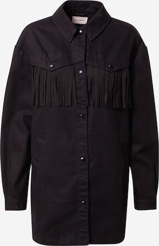 Pimkie Overgangsjakke 'VAFRIMER' i svart