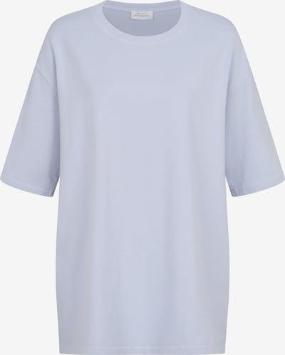 Cotton Candy Rundhals-Shirt 'UMUT' in hellblau, Produktansicht