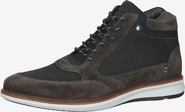 LLOYD Sneaker in Schwarz