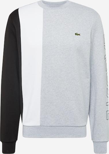 Felpa LACOSTE di colore navy / grigio sfumato / nero / bianco, Visualizzazione prodotti