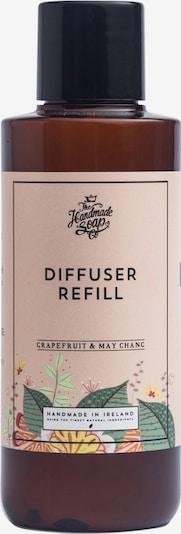 The Handmade Soap Raumduft 'Diffuser Refill' in braun / transparent, Produktansicht
