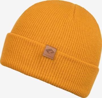 chillouts Müts 'Nico', värv kollane