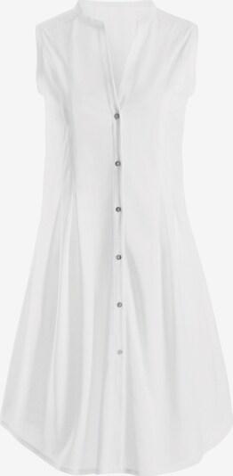 Hanro Ärmelloses Nachthemd ' Cotton Deluxe 90cm ' in weiß, Produktansicht