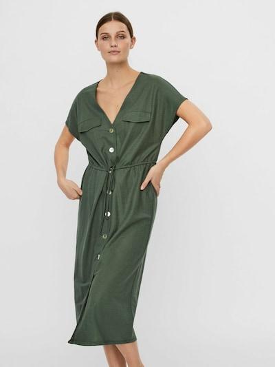 VERO MODA Kleid 'INAMARIA' in oliv, Modelansicht