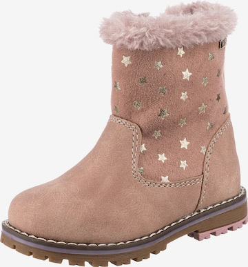 TOM TAILOR Stiefel in Pink