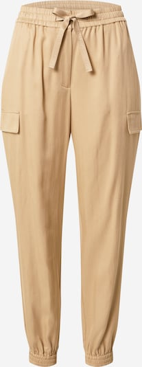 Pantaloni cu buzunare Calvin Klein pe bej, Vizualizare produs
