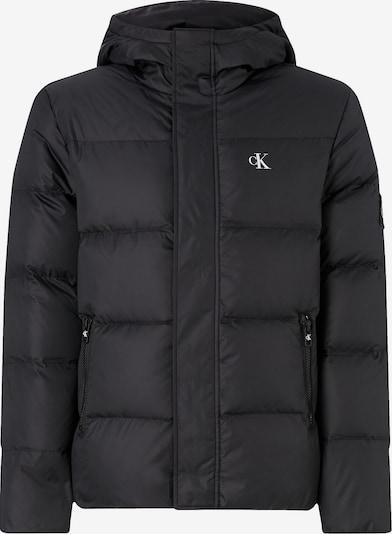 Calvin Klein Jeans Zimska jakna | črna barva, Prikaz izdelka