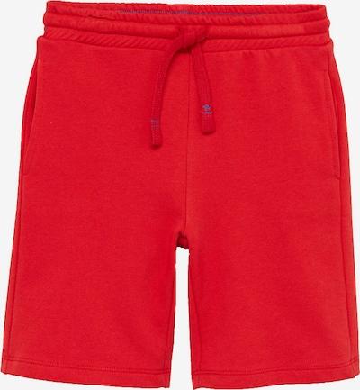 MANGO KIDS Hlače 'Paris' | rdeča barva, Prikaz izdelka