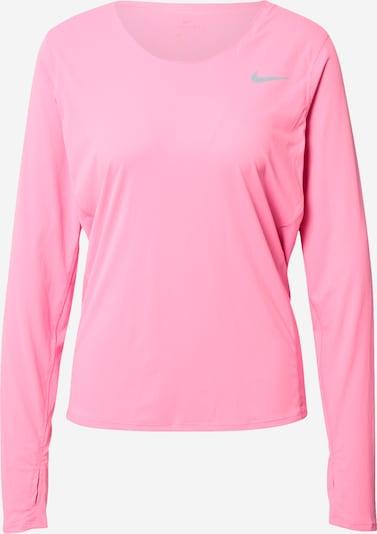 NIKE T-shirt fonctionnel en rose clair, Vue avec produit