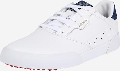 adidas Golf Chaussure de sport 'Retro' en bleu foncé / blanc, Vue avec produit