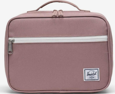 Tualeto reikmenų / kosmetikos krepšys 'Pop Quiz' iš Herschel , spalva - rožinė / balta, Prekių apžvalga