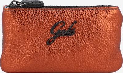 Gabs Schlüsseletui 'Ruga' in orange / schwarz, Produktansicht