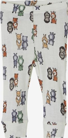 Pantaloni 'Wang John' NAME IT pe mai multe culori / alb natural, Vizualizare produs