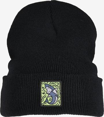 Merchcode Mütze in Schwarz