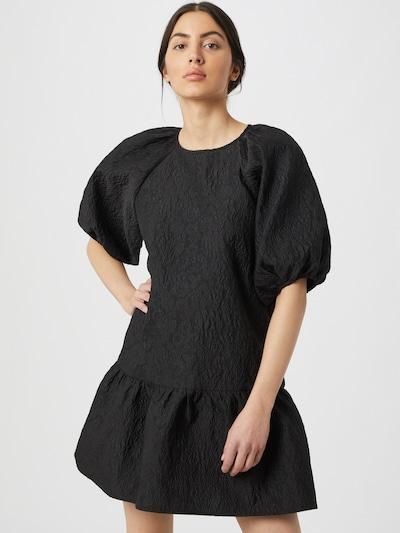 Fashion Union Kleid 'CROCUS' in schwarz, Modelansicht