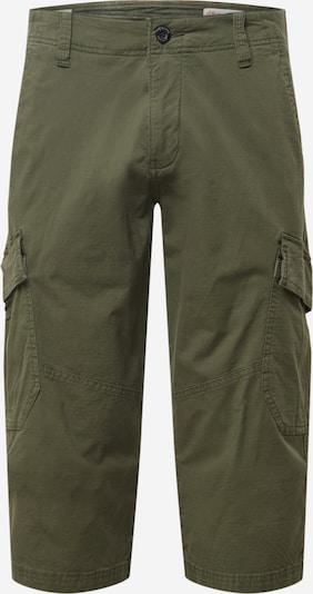 Pantaloni cu buzunare s.Oliver pe oliv, Vizualizare produs