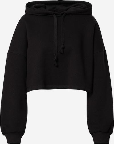 Gina Tricot Sweatshirt i sort, Produktvisning