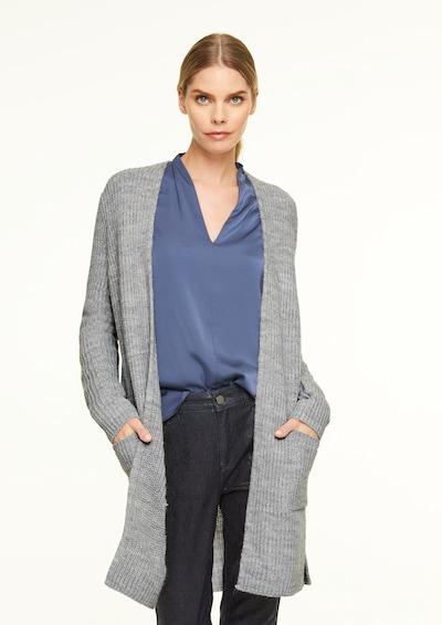 COMMA Cardigan in grau, Modelansicht