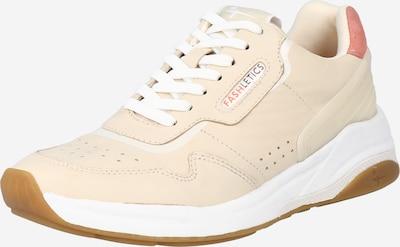 TAMARIS Baskets basses en beige clair, Vue avec produit