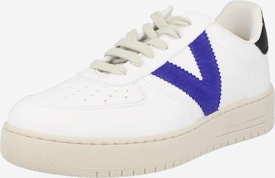 VICTORIA Sneaker in blau / schwarz / weiß, Produktansicht