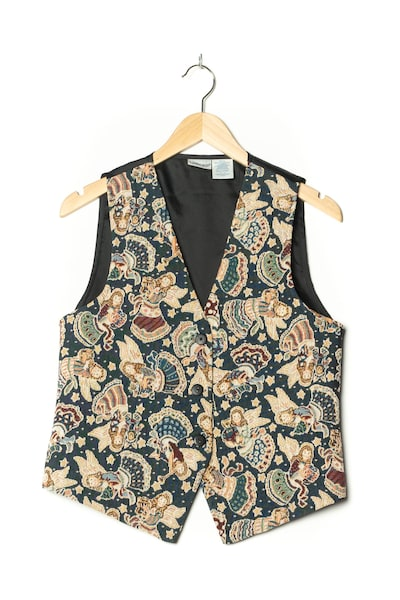 Cabin Creek Vest in M-L in Mixed colors, Item view